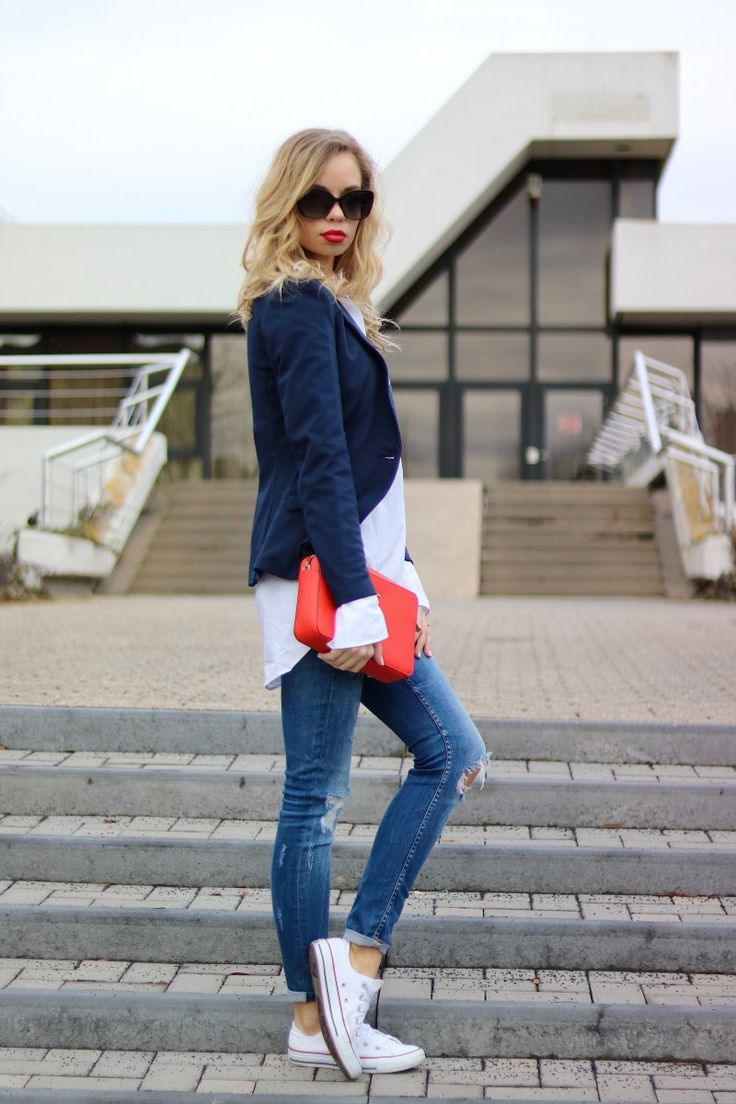 How to :: Casual Chic – Oversized Shirt