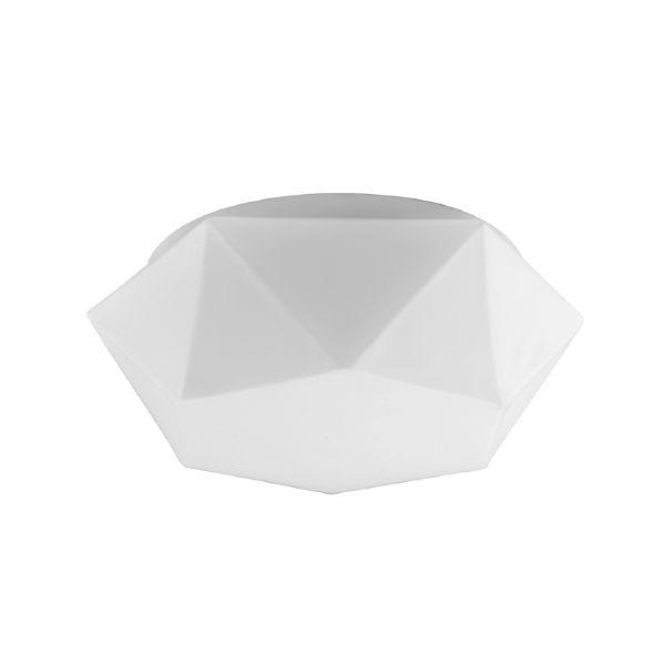 Plafon LAMPA sufitowa GEA 4726502 Spotlight szklana OPRAWA LED 12W bryła biała