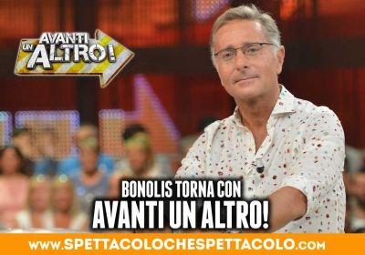 [#TV↓] ★ #PaoloBonolis torna su #Canale5 con #AvantiUnAltro ★ #SpettacoloCheSpettacolo ➡ ➡ ➡ http://www.spettacolochespettacolo.com/component/k2/1943-avanti-un-altro