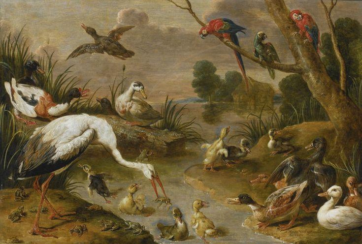 Adriaen van Utrecht   lot   Sotheby's