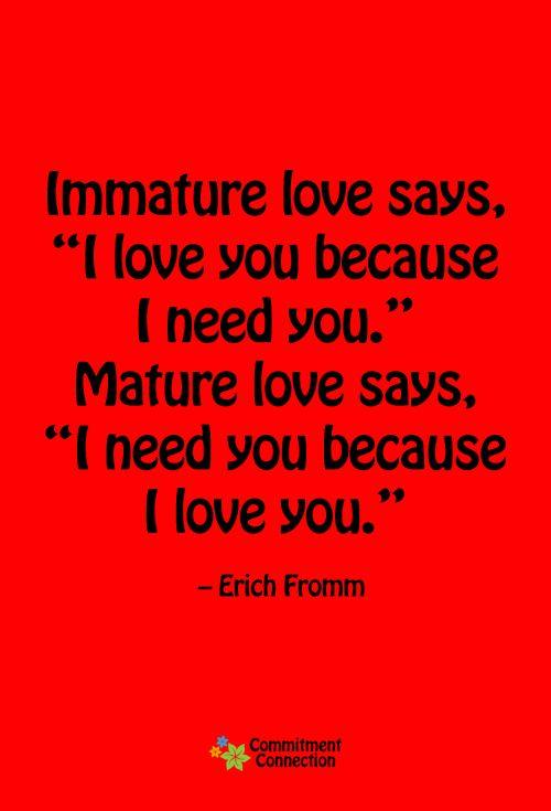 Love says...