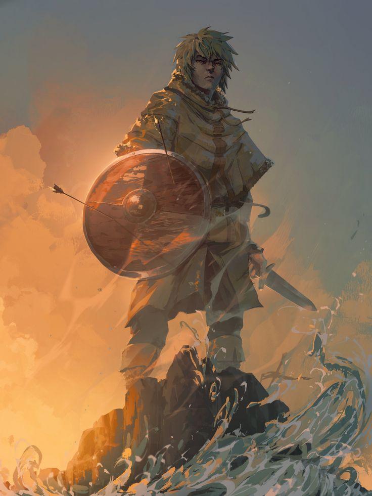 Paji on Twitter in 2020   Saga art, Vinland saga, Anime ...