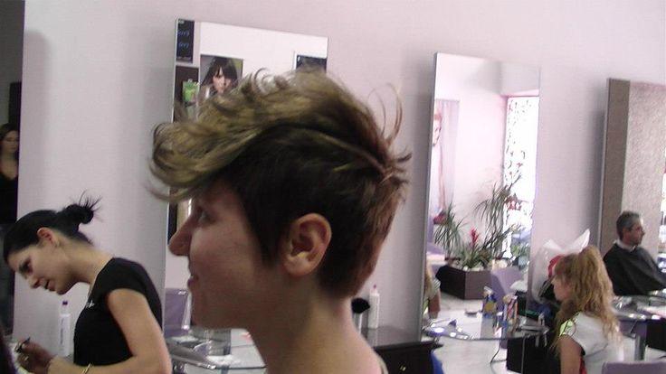 Women Haircut