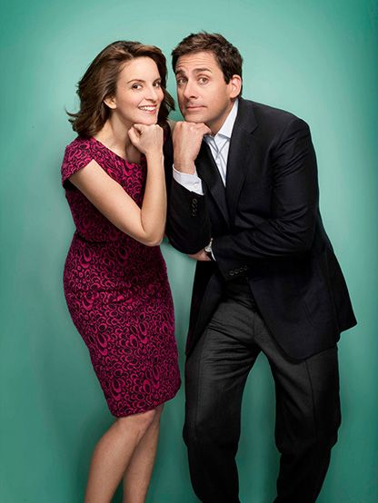 The Second City Alum,Tina Fey and Steve Carell. Come see the next generation of comic legends at the Touhill on April 23-25, 2015.