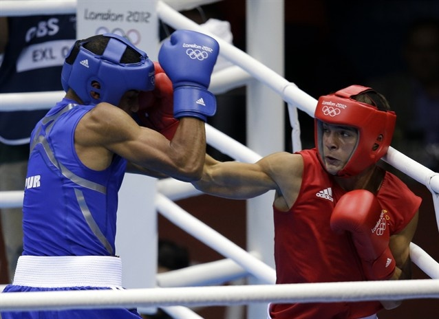 R32: 64kg Photo Gallery - Boxing Slideshows | NBC Olympics