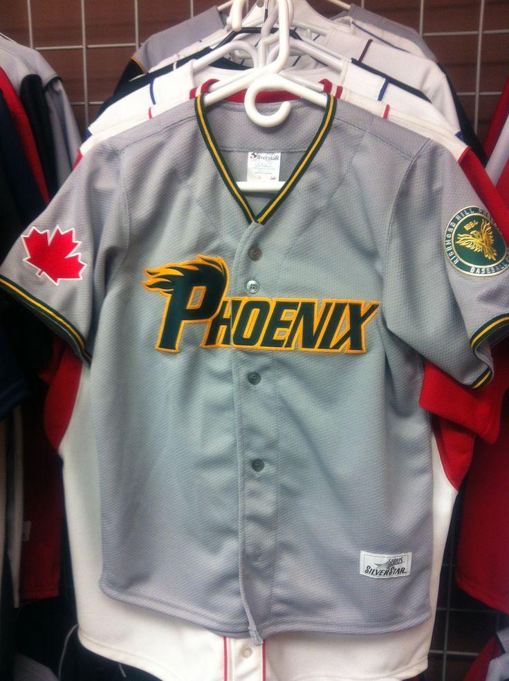 Baseball uniforms  Phoenix baseball  Custom apparel  Baseball gear  Custom uniforms Silverstar sports   www.silverstar-sports.com