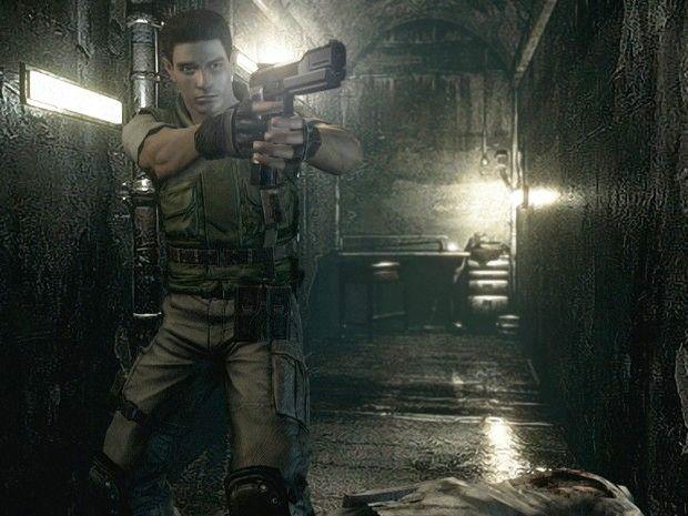 PEDRO HITOMI OSERA: 'Resident Evil HD' e 'Saints Row IV' de PS4 e XOne...