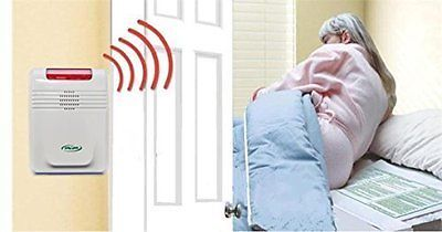 Emergency Alert Systems: Wireless (Cordfree) Bed Alarm And Bed Padno Alarm In Patients Room -> BUY IT NOW ONLY: $94.95 on eBay!