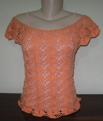 Beginner Crochet Top Patterns Free : 3114 best images about Crochet on Pinterest Crochet ...
