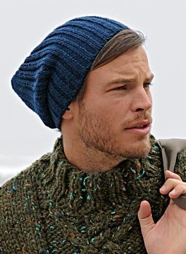 Breipatroonmuts Mutsen Voor Mannen Pinterest