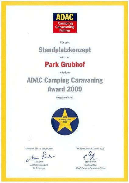 ADAC Campingführer Award