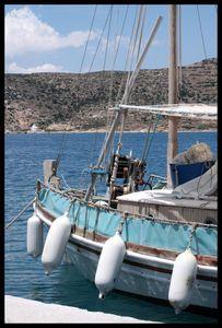 Les cyclades, Amorgos