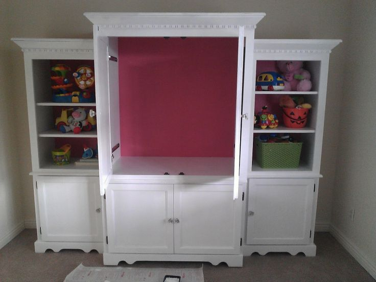 127 best images about upcycled entertainment centers on for Upcycled entertainment center