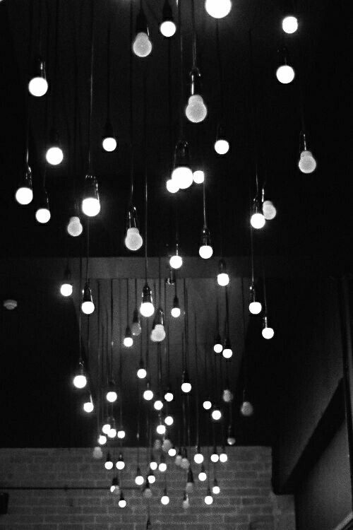light, black and white, and grunge image | aesthetic ...