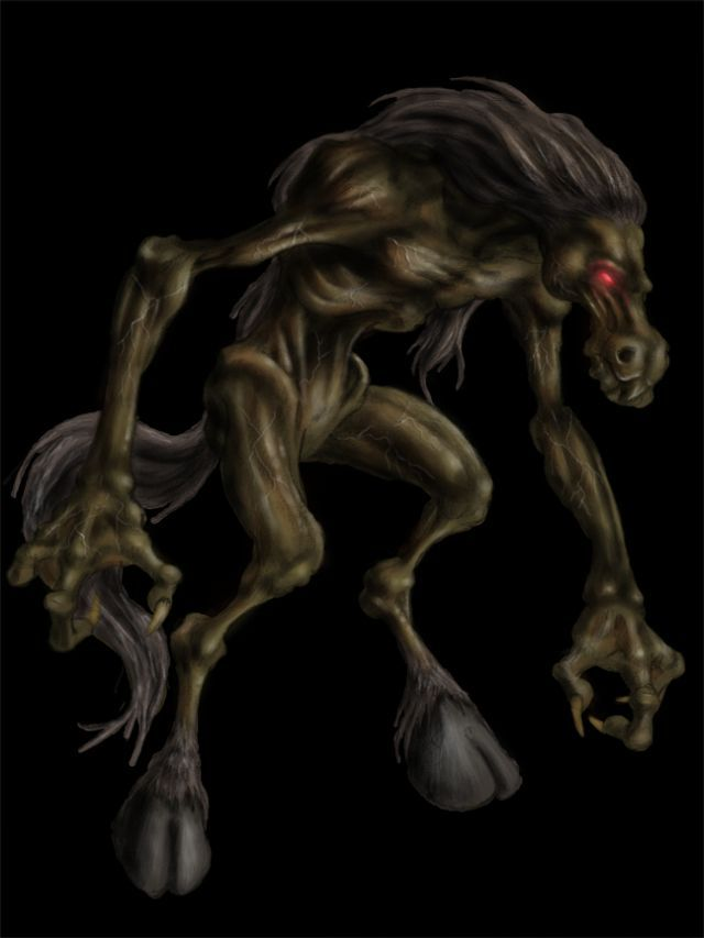 The Tikbalang Mystery Creature