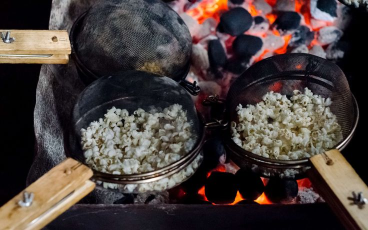 #barbecue #barbeque #bbq #braai #charcoal #coal #fire #flame #flaming #grill #popcorn #summer http://grillidea.com/best-portable-outdoor-grills/