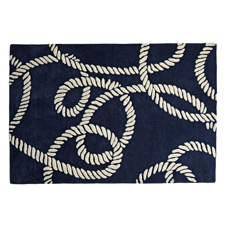 Nautical Blue Rug: 17 Best Ideas About Nautical Rugs On Pinterest