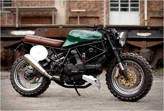 Ducati Super Sport 600