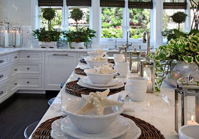 Coastal Kitchen Design Interior Fair Design 2018