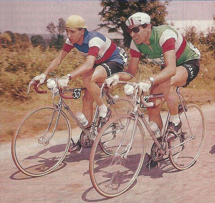 Roger Rivière, Gastone Nencini. Tour de France 1960.