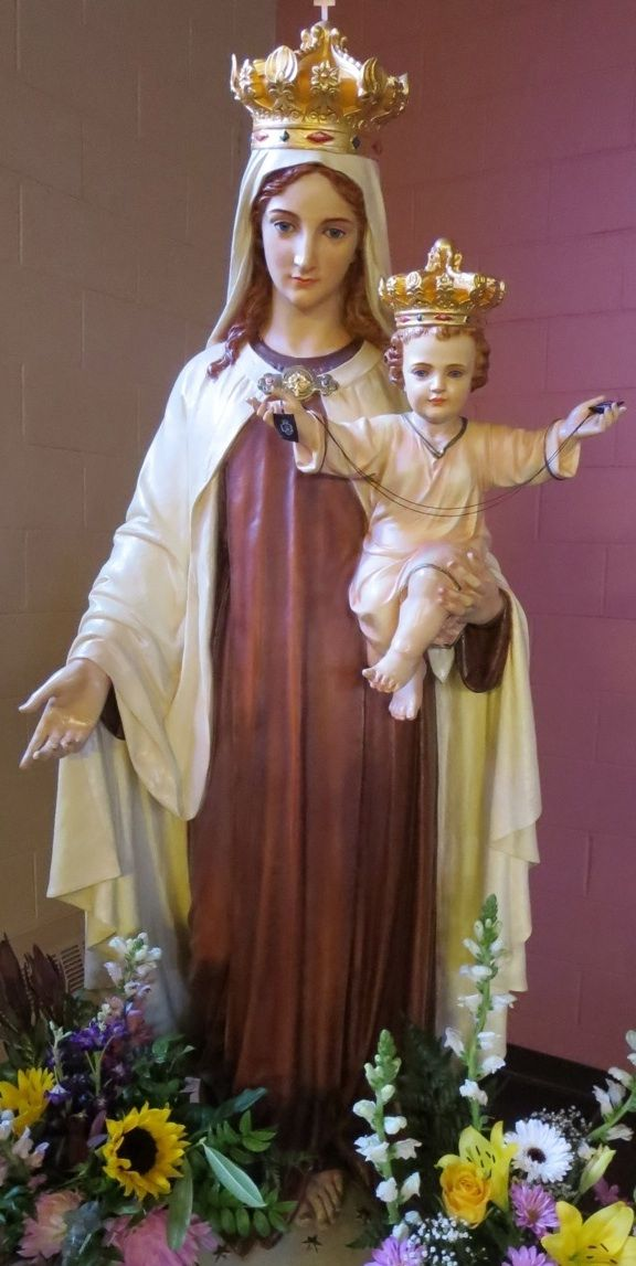 sermoveritas: Our Lady of Mount Carmel Pray for us!