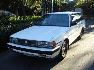 Toyota Cressida 1985 - $1200 (santa barbata) - autozin.com