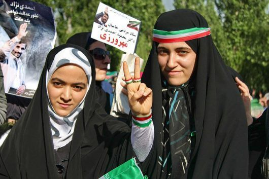 Increasing Political Participation for Women in Iran