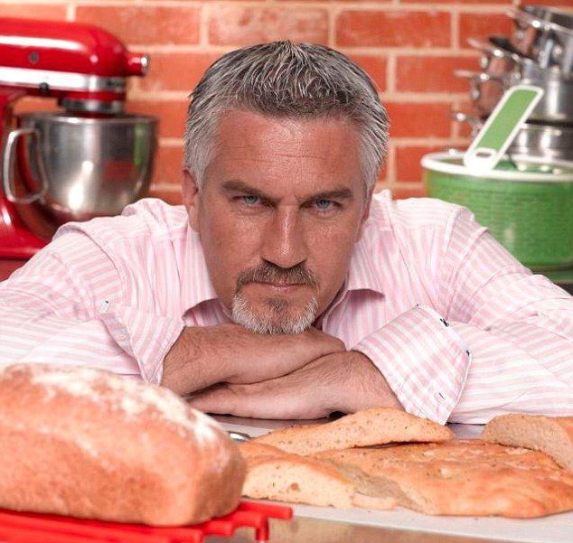 Great British Bake Off judge Paul Hollywood