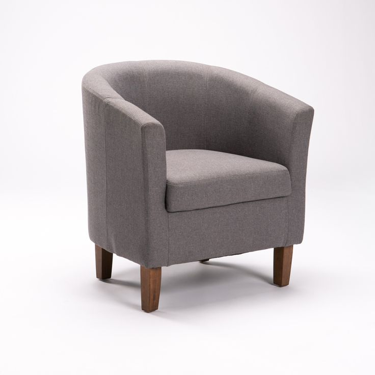 Kelly Fabric Tub Armchair In 2020 Occasional Chairs Chair Armchair