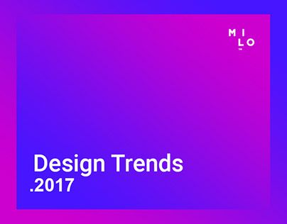 2017 Design Trends Guide