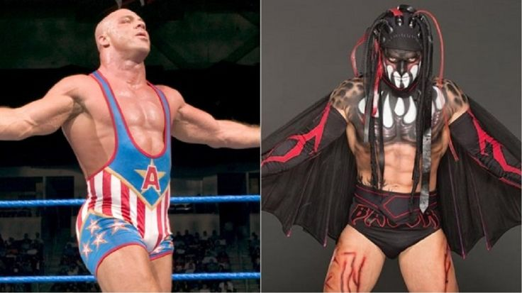 In an interview with Metro UK, Kurt Angle gave his thoughts on Finn Balor:...