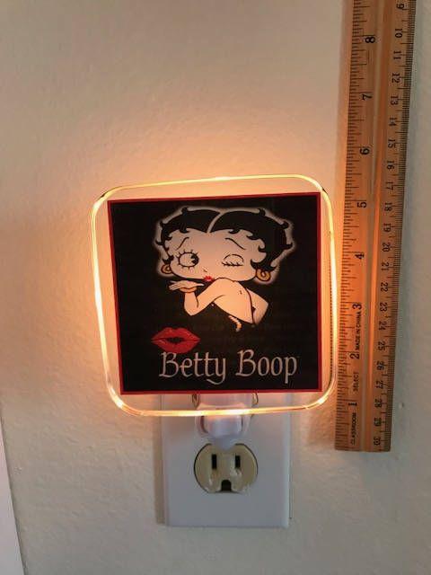 Fixed Price Charming Coca Cola Betty Boop Kitchen Night Light