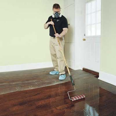How to Refinish Wood Floors - Best 25+ Floor Refinishing Ideas On Pinterest Refinishing Wood