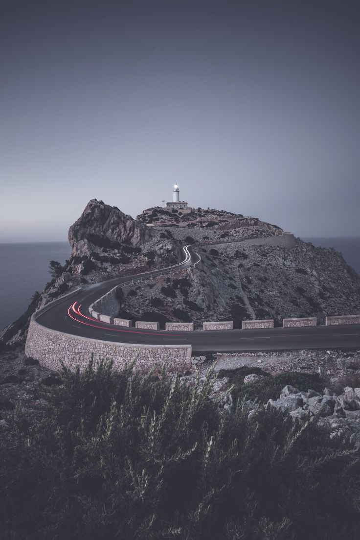 Mallorca, Formentor Lighthouse