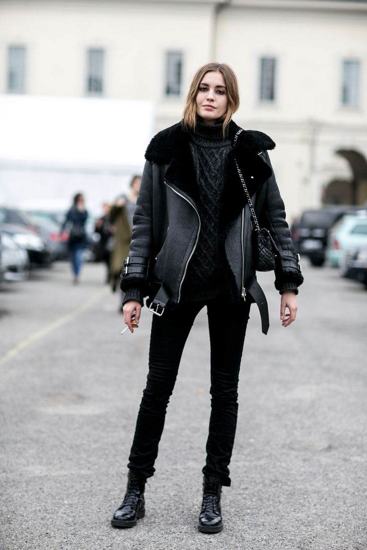 The Best of Milan Fashion Week Street Style 2015 | Day 4 | The Imprint