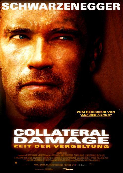 Poster zum Film: Collateral Damage - Zeit der Vergeltung