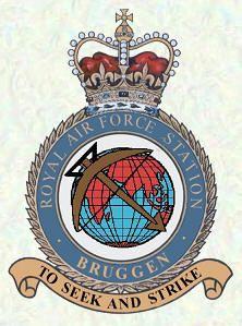 RAF Bruggen 1974 - 1976