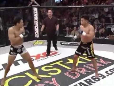Frank Shamrock vs. Cung Le