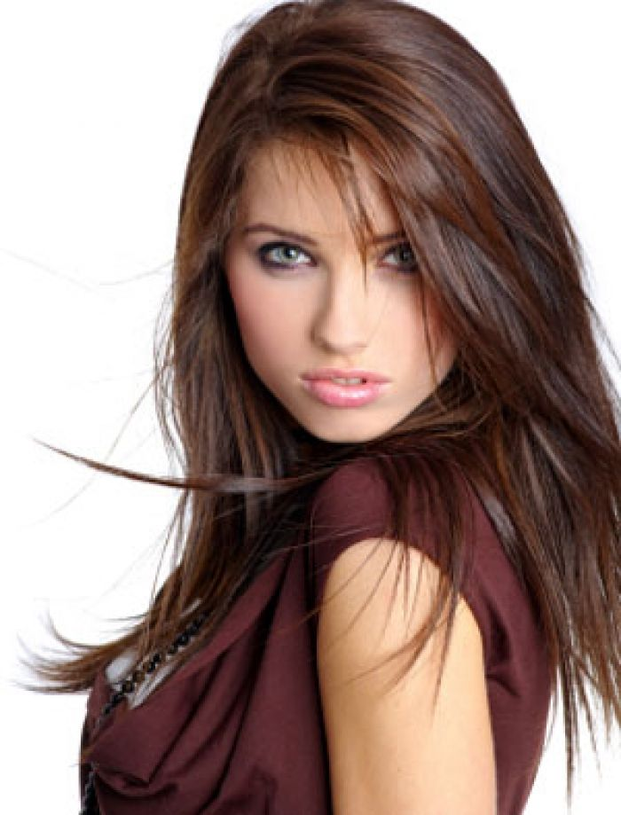 Brown Hair Color Without Red Tones Find Your Perfect Hair Style
