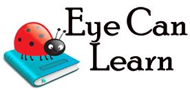 Eye Can Learn- Free Online Eye Exercise website- Use it in therapy on your iPad or kids can do it at home!