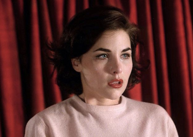 Sherilyn Fenn (Audrey Horne) - Then And Now Twin Peaks Cast  Best of Web Shrine