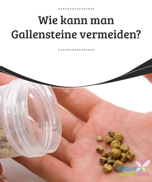 Wie kann man Gallensteine #vermeiden?   Gallensteine sind harte, kristallähnliche #Ablagerungen, die in der Galle durch einen #Fettüberschuss und oft bei zu hohem #Cholesterinspiegel produziert werden. Am meisten sind davon blonde, übergewichtige Frauen über 40 betroffen, die mehrere Kínder haben.