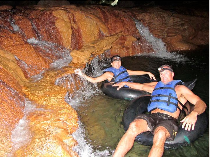 Cave tubing in Belize! #adventure #travel