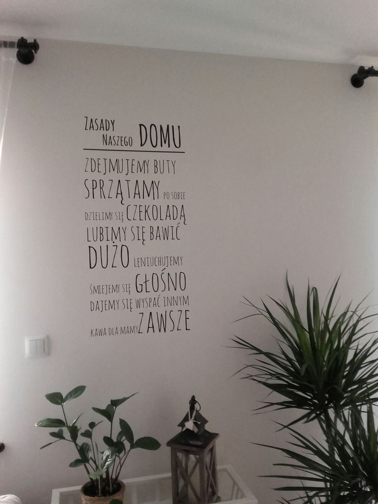 Cytaty na ścianę