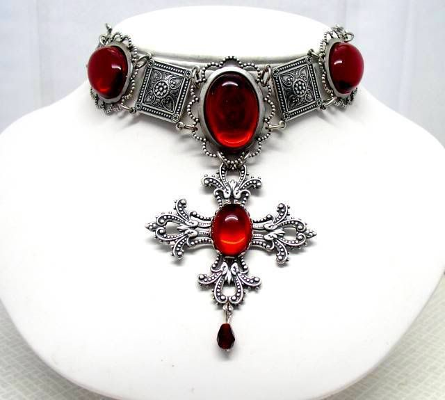 Medieval,Victorian and Gothic styled jewelery