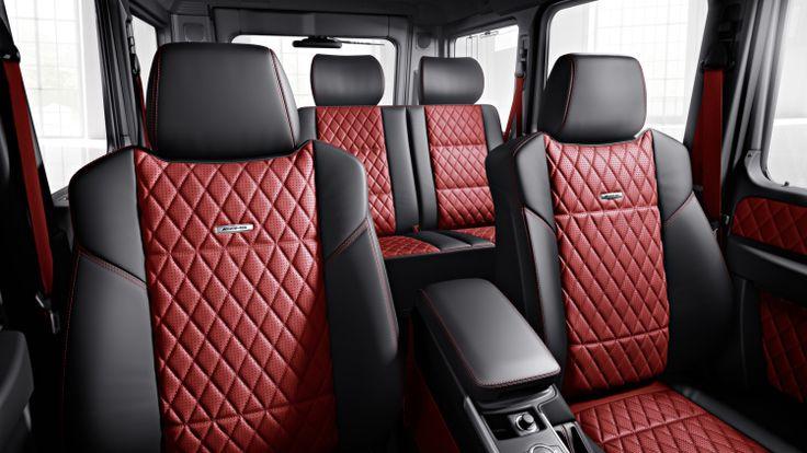 Mercedes G-Class 'Designo Manufaktur' even more upscale - Autoblog