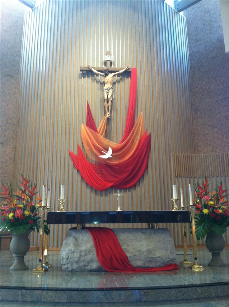 Pentecost 2013 St.Joseph Catholic Church Lincoln NE