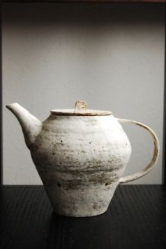 Yoshiaki Nagashima- the Asians make the best teapots.