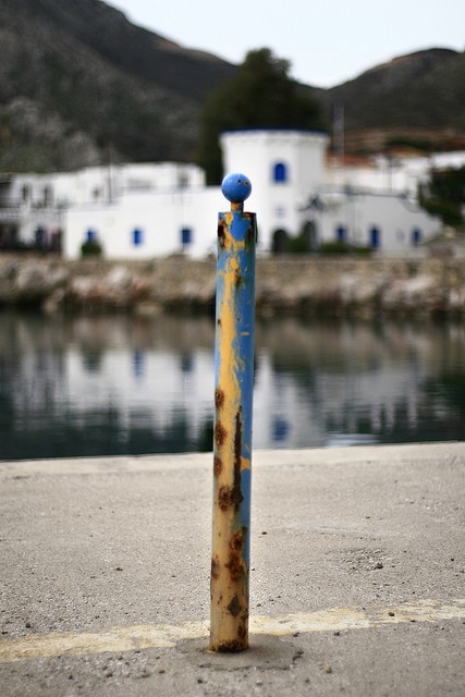 Livadia harbour, Tilos Greece