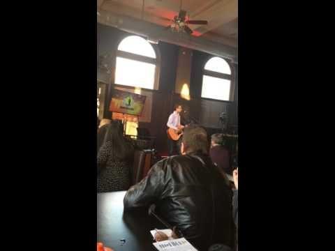Adam Butcher Singing Help Me Make It Through The Night in Raise Your Voi...
